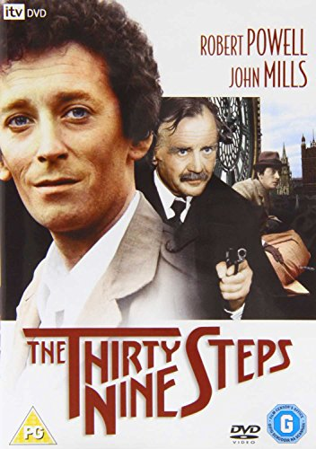 the 39 steps dvd - 5
