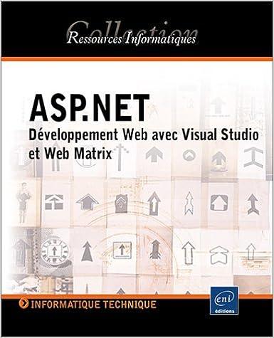 3543ec0a4ba9da Télécharger gratuitement kindle books crack ASP.NET   Développement ...