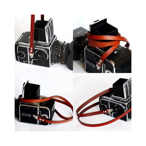 New Leather Neck Strap For Hasselblad 500cm 501cm 503cw
