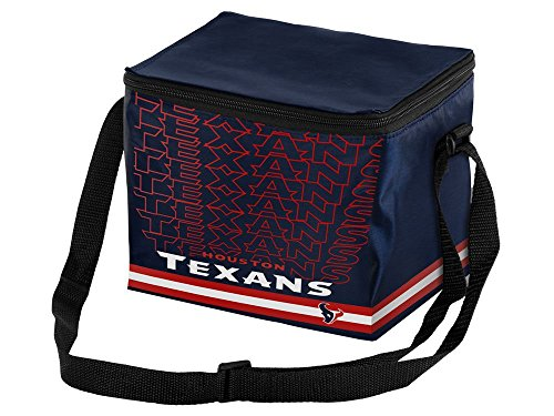 Forever Collectibles NFL Houston Texans Impact Cooler, Blue by Forever Collectibles