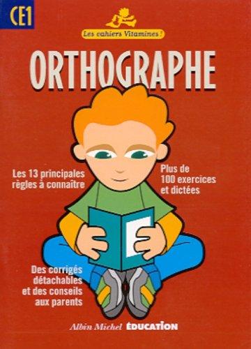 Orthographe CE1 Télécharger de Serge Herreman pdf - boumirecou