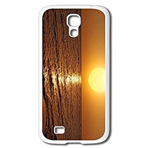 Best Sunset Plastic Case For Galaxy S4