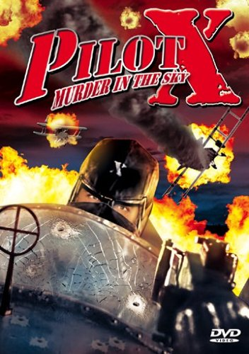 Pilot X: Murder in the Sky - Student Discount Usa Glasses