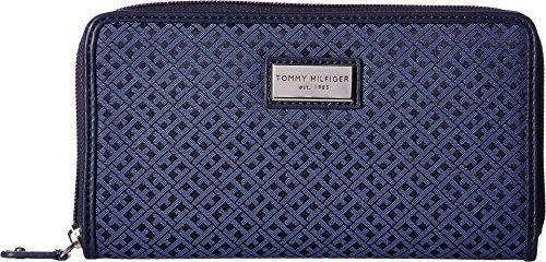 Tommy Hilfiger Women's Core Wallets Zip Around Mini Signatur