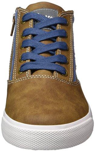 s.Oliver 55101, Zapatillas para Niños Marrón (COGNAC 305)