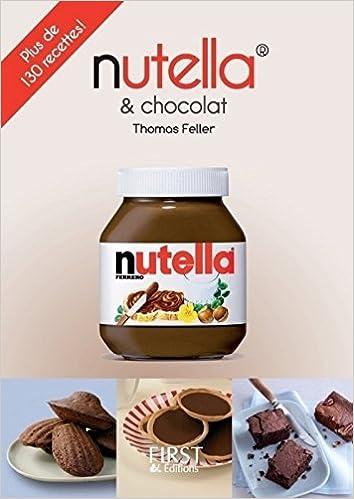 Livre gratuits Petit livre de - Chocolat et nutella pdf, epub