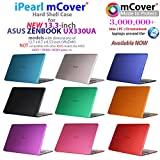 mCover Hard Shell Case for 13.3-inch ASUS ZENBOOK UX330UA series (NOT fitting UX305 series) laptop (Black)