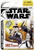 Star Wars Original Animated Clone Wars Red ARC Trooper