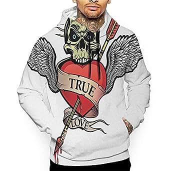 Amazon.com: Hoodies Sweatshirt Autumn Winter Tattoo,Angel
