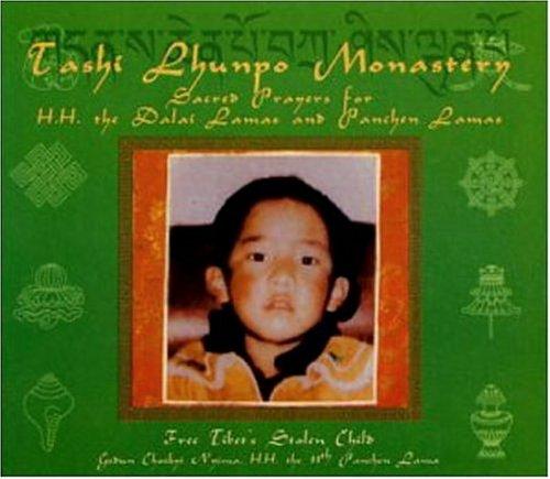 Sacred Prayers for H.H. the Dalai Lamas and Panchen Lamas