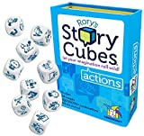 Gamewright GW319 Rorys Story Cubes Action-Board Game