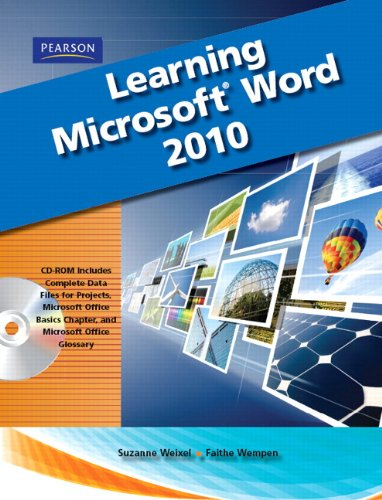 Price comparison product image Learning Microsoft Office Word 2010, Student Edition