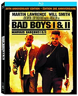 Bad Boys (1995) / Bad Boys II 2-Pack Back To Back Bilingual [Blu-ray] (B015FY0DPM) | Amazon Products