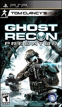 Tom Clancy's Ghost Recon: Predator - Sony PSP