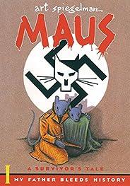 Maus I: A Survivor's Tale: My Father Bleeds His