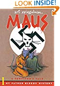 #9: Maus. I : A Survivor's Tale : My Father Bleeds History