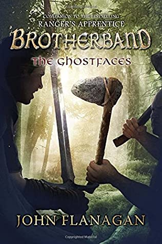 book cover of The Ghostfaces
