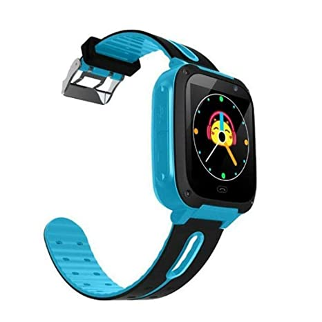 Amazon.com: Rape Flower S4 - Reloj inteligente para niños ...