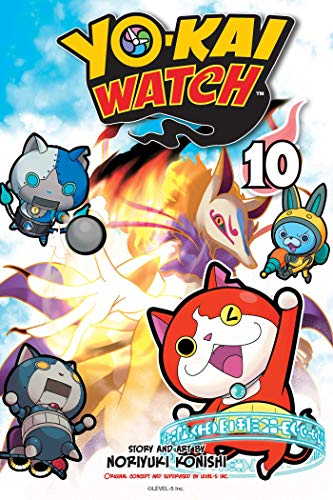 Yo-kai Watch, Vol. 10