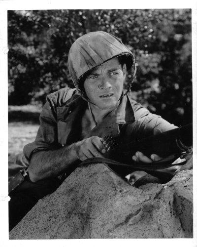 Unknwon World War II actor Original 8x10 Photo H9480