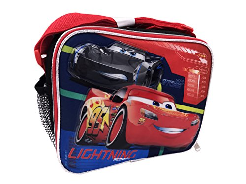 262d06358c7 Cars 3 Backpack and Lunchbox Combo (Backpack Lunch Box) - Import It All