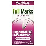 Full Marks Solution 6 Treatments 300ml