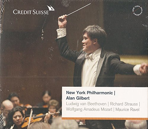 Alan Gilbert New York Philharmonic Cd Credit Suisse