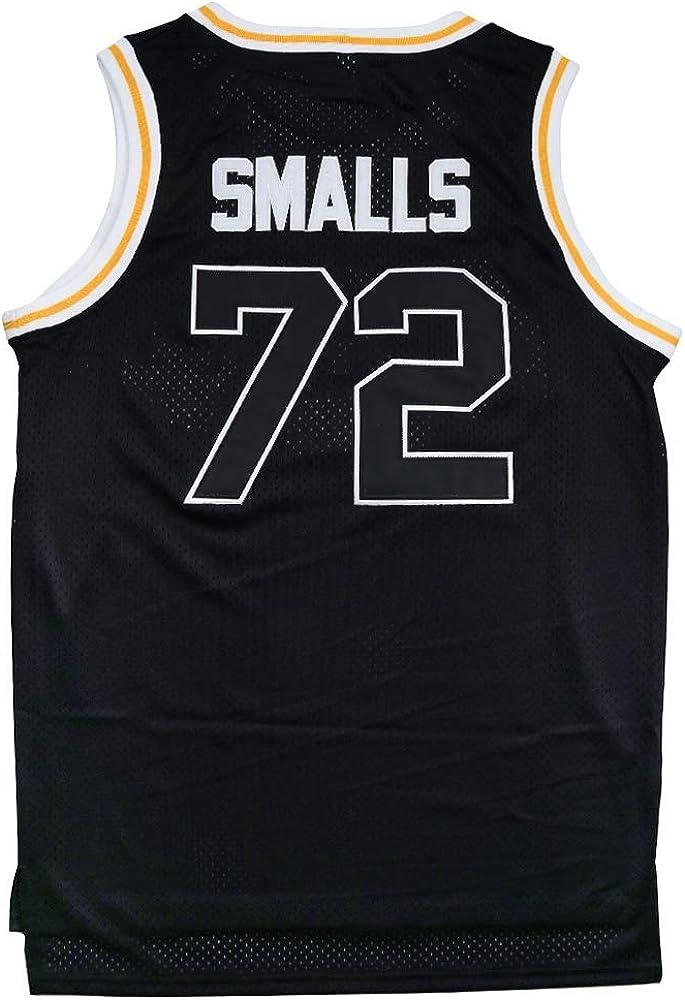 GD Athletics Biggie Smalls Jersey #72 Notorious Big Bad Boy Jersey