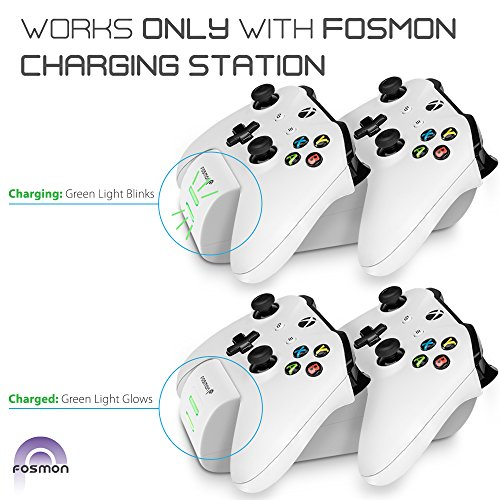 Buy rechargeable batteries for xbox one controller