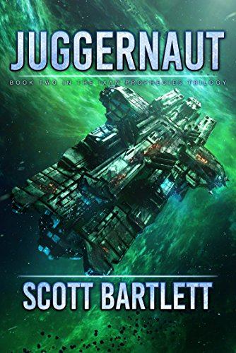 (Juggernaut: The Ixan Prophecies Trilogy Book)