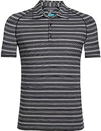 Mens Sphere Merino Short Sleeve Polo