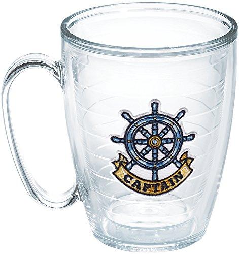 (Tervis Captain Wheel Emblem Mug, 16-Ounce, On The)