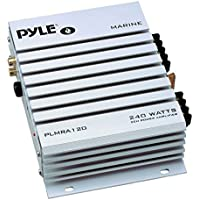 PYLE PLMRA120 240-Watt Waterproof Marine/Car Amplifier