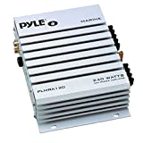 Amazon Price History for:PYLE PLMRA120 240-Watt 2-Channel Waterproof Marine/Car Amplifier