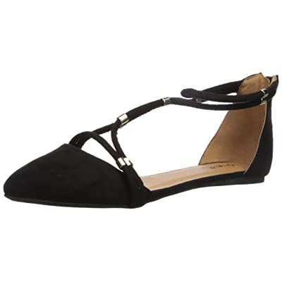 Qupid Women's SWIFT-244X Ballet Flat | Flats