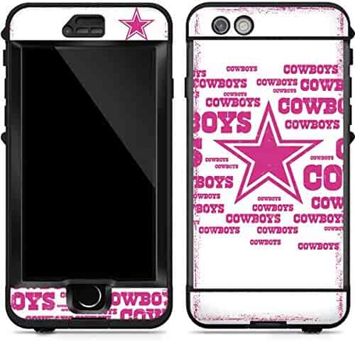 9a69d19a1a3 NFL Dallas Cowboys LifeProof Nuud iPhone 6s Plus Skin - Dallas Cowboys Pink  Blast