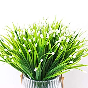 Yunuo 6PCS Mini Fruits Grasses Plants Artificial Flowers for Home Wedding Party Decor 4