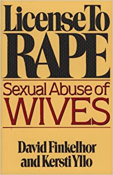 Book License to Rape