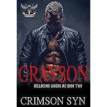 GRAYSON (Hellbound Lovers MC, 2)