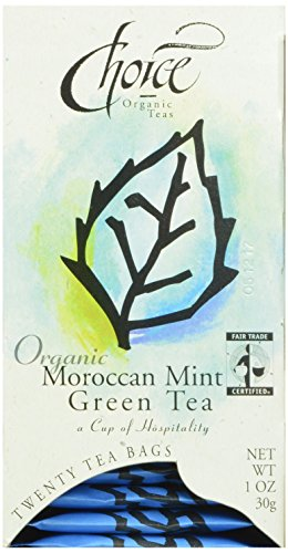 Choice Organic Moroccan Green Count