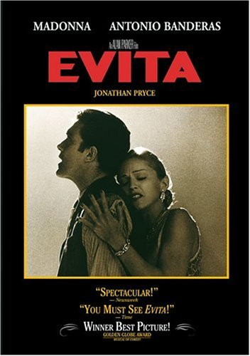 DVD : Evita / Ws (Widescreen)