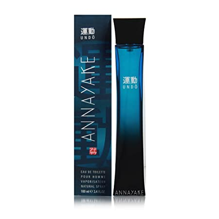 Annayake Undo Men s Eau de Toilette Spray, 3.4 Ounce