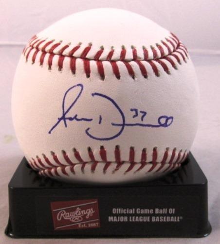 Adam Duvall Autographed Baseball - ROMLB Baseballs - Autographed Baseballs Sports Memorabilia