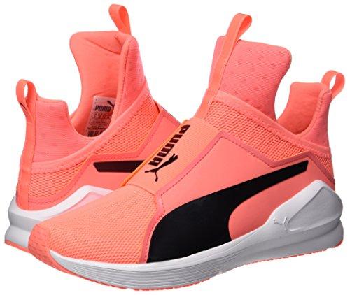 Donna Indoor Arancione Sportive Core black Fierce Scarpe Peach nrgy Puma XSvIwOqxYS