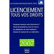 LICENCIEMENTS : TOUS VOS DROITS 2007 COMMENT CONTESTER VOTRE LICENCIEMENT TOUTES LES PROCÉDURES