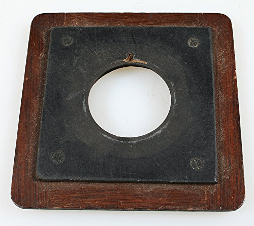 VIEW CAMERA LENS BOARD WITH OPENING 43MM
