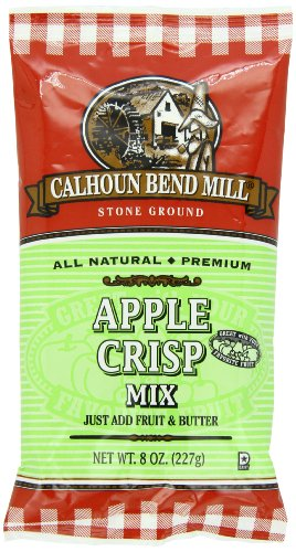 Calhoun Bend Apple Crisp Mix, 8 Ounce by Calhoun Bend