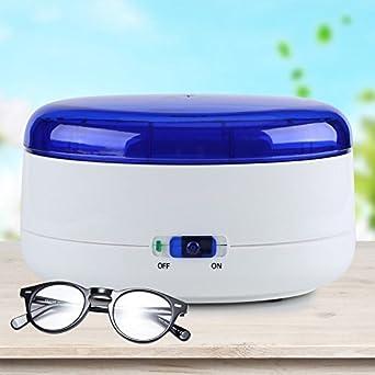 Limpiador por ultrasonidos, Ultrasonic Cleaner, Lavadora de ultrasonidos para limpieza y abrillantado de joyas
