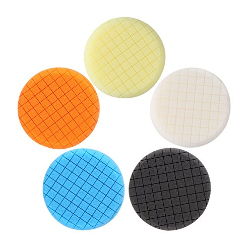 SPTA 3inch (80mm) Buff Pad Polishing Pad Buff Pad