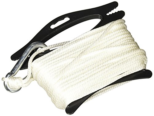- Shoreline Marine Solid Braid Anchor Line, 3/16-Inch x 75-Feet